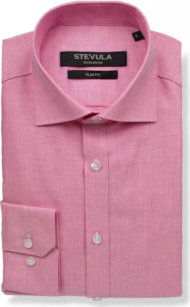 4ddc865f3b50 Stevula Oxford pánska košeľa Ružová alternatívy - Heureka.sk