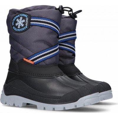 DEMAR Detské snehule SNOW LAKE 1314 B modrá