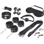 ISO 5189 13 dílná sada BDSM pomůcek Bondage Kit
