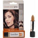 Cover Your Gray gaštanový rúž na prekrytie odrastov 4,2 g