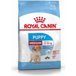 34ad19477d Royal Canin Puppy Medium 1 kg od 5