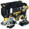 DEWALT Dewalt DCK294M2 18V akumulátorový set