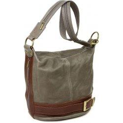 Mercucio kožená kabelka 1000-GR alternatívy - Heureka.sk b281a13b9f2