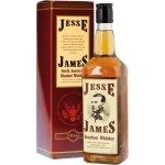 JESSE JAMES whisky 0,7 l