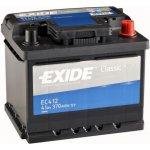 Exide Classic 12V 70Ah 640A, EC700