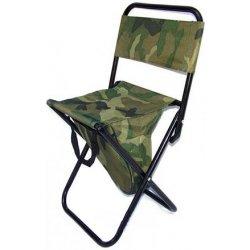 b71612a4e4e68 TFY Skladacia rybárska stolička malá 25x59 s operadlom alternatívy ...
