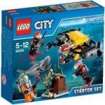 LEGO City 60091 podmorský výskum, štartovací set
