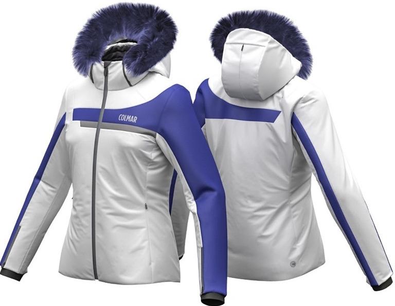 Dámska bunda a kabát Colmar 3-Tre 2965F 1QT dámska lyžiarska bunda ... f6c425c4434
