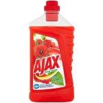 Ajax Floral Fiesta prípravok na podlahy Red Flowers 1 l