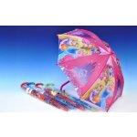 Teddies 00520244 - Deštník Disney Princess - 65cm