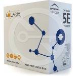 Solarix SXKD-5E-FTP-PVC CAT5E FTP, PVC, 305m