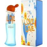 Moschino I Love Love toaletná voda 30 ml
