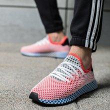 Adidas ORIGINALS Tenisky Deerupt Runner SoldRed/Blue Bird CQ2624