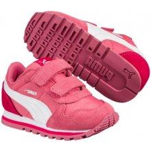 Puma Dievčenské tenisky ST Runner NL V ružovej fcd6b343351