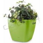 Samozavlažovací kvetináč G21 Cube maxi zelený 45cm