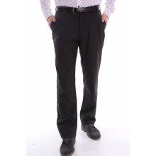16a5c017d26e Pánske športovo-elegantné nohavice (2151-09) DIVIDERS - sivočierne