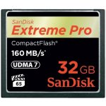 SanDisk Extreme Pro CompactFlash 32GB SDCFXPS-032G-X46