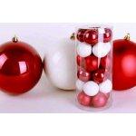 Gule vianočné sada 24ks 3cm
