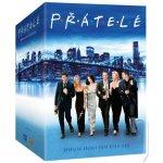 Kolekce: FRIENDS - Přátelé - Kompletní 1. - 10. sezóna DVD