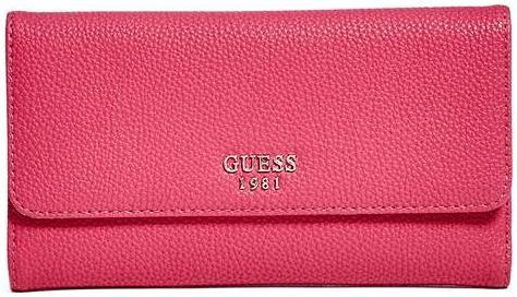 GUESS peňaženka Cate Pebbled Slim Clutch ružová alternatívy - Heureka.sk de06f834df3