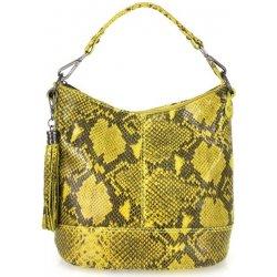 edee9a4689 kožená kabelka do ruky žltá alternatívy - Heureka.sk
