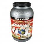 AMINOSTAR World no 1 Whey Protein Isolate 900 g