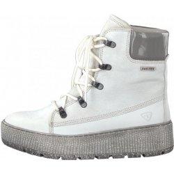 Tamaris elegant nej dámske členkové topánky white comb alternatívy ... 40a92cbbe07