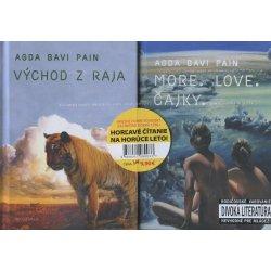 Sada 2x Agda - Horľavé čítanie na horúce leto! - Agda Bavi Pain