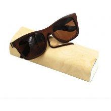 Ekologické bambusové polarizačné okuliare model12 z bambusu 87a4a513142