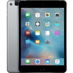 Apple iPad Mini 4 Wi-Fi+Cellular 16GB MK6Y2FD/A