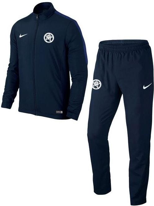 Futbalový dres Nike modrá Slovensko 2017 2018 SVKSUIT17 ... 942f36dd6e