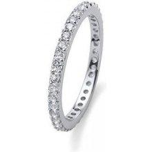 Oliver Weber Strieborný prsteň s kryštálmi Beach Jolie 63225 S 6ca7c0ca91d
