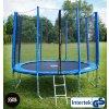 GoodJump 4upvc 305 cm s + ochranná sieť + schodíky