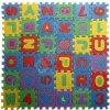 Farebné penové puzzle - abeceda a číslice + DOPRAVA ZADARMO