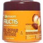 Garnier Fructis Oil Repair Intense multifunkčná maska 3v1 (Intensively Nourishes) 300 ml
