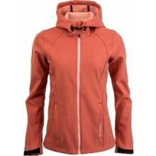 O'Neill Ayr solo SOFTSHELL oranžová Dámská softshellová bunda