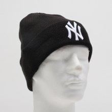 8e363bd43 New Era MLB LEAGUE ESSENTIAL CUFF NEW YORK YANKEES čierny