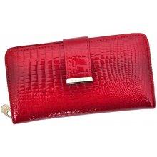 35316f76e1 Jennifer Jones Dámska kožená peňaženka 5280 červená