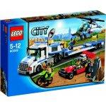 LEGO City 60049 Transportér Helikoptéry