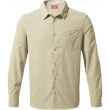 e381723995d7 Craghoppers NosiLife Nuoro LS Shirt Rubble pánská košile