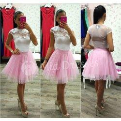 c0fab47d3781 Dámska krátka tylová tutu sukňa ružová alternatívy - Heureka.sk