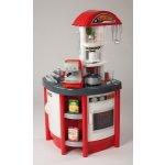 Smoby 24166 Kuchynka Elektrická Espresso červená