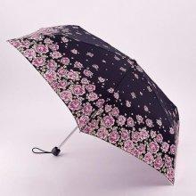f51dc85d7 Fulton Superslim 2 Rose Parade L553 dámský skládací deštník černý