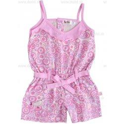893193eae741 Detské nohavicové šaty