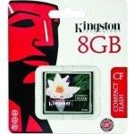 Kingston CompactFlash 8GB CF/8GB