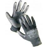 Pracovné rukavice povrstvené BUNTING black
