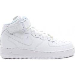 Nike Členkové tenisky AIR FORCE 1 MID white od 50 014ce1f3c84