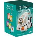 Zvierací záchranári 1 BOX kolektiv