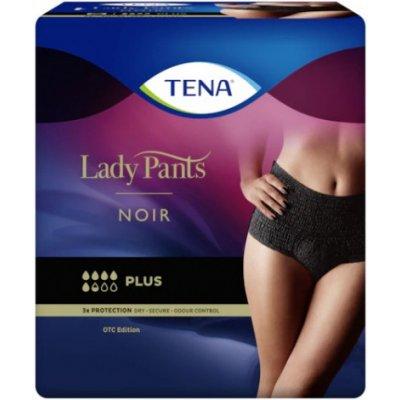 Tena Lady Pants PLUS NOIR LARGE 30 ks
