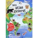 Môj atlas zvierat + plagát a samolepky